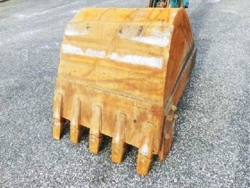 KOBELCO SK135SR-1ES Excavator w Hydraulic Piping & Load Indicator