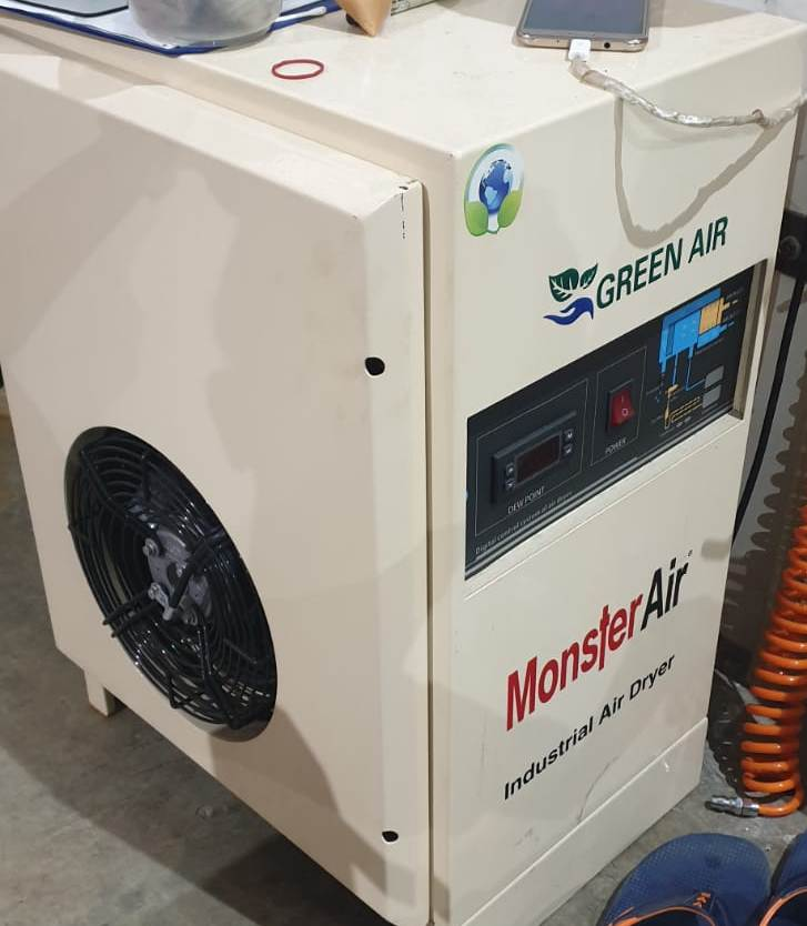 Industrial Air Dryer - Singapore Used Equipment Marketplace